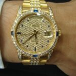 收購18K金錶